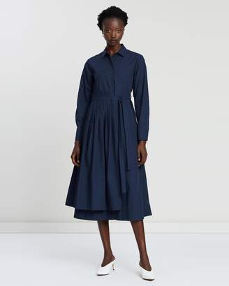 Max Mara Flou Shirt Dress