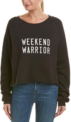 Chrldr Weekend Warrior Crop