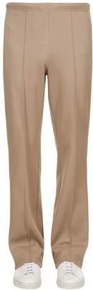 Maison Margiela Tuxedo Cotton Blend Sweat Pants