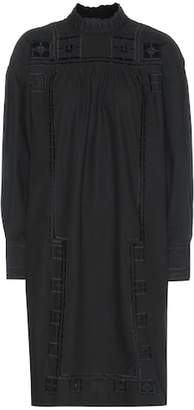 Isabel Marant Samuel embroidered cotton dress