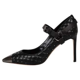 Valentino Rockstud Spike Leather Heels