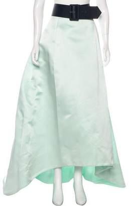 Christian Dior High-Low Maxi Skirt