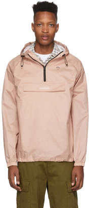 Band Of Outsiders Pink Packmack Edition Pop Over Jacket