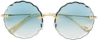Chloé Eyewear round-frame sunglasses