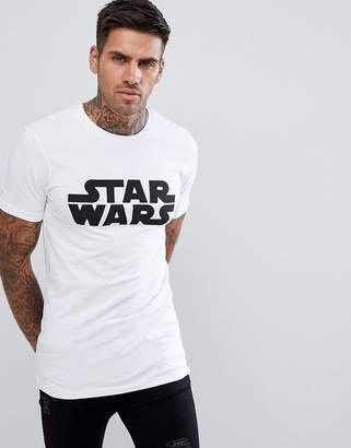 Star Wars ASOS DESIGN muscle t-shirt