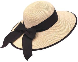 San Diego Hat Company Women's Fine Straw Hat