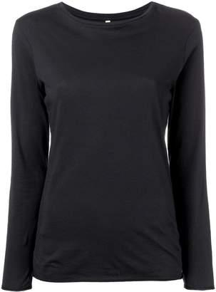 Bellerose long-sleeve fitted top