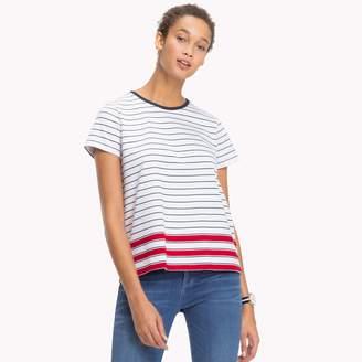 Tommy Hilfiger A-Line Stripe T-Shirt