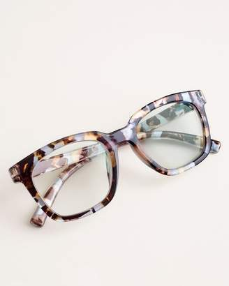Peepers To the Max Focus Simulated Blue Quartz Reading Glasses