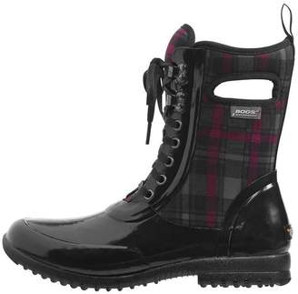 Bogs Sidney Plaid Boot