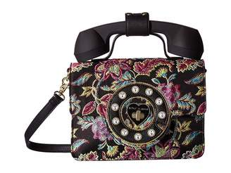 Betsey Johnson Hello??? Phone Crossbody