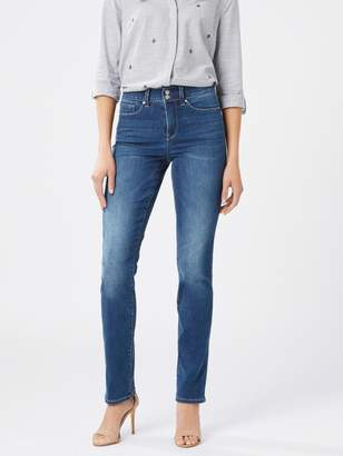 Jeanswest Tummy Trimmer Slim Straight jeans Mid Sapphire