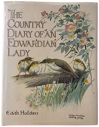 One Kings Lane Vintage The Country Diary of an Edwardian Lady - Brandywine Bookshop