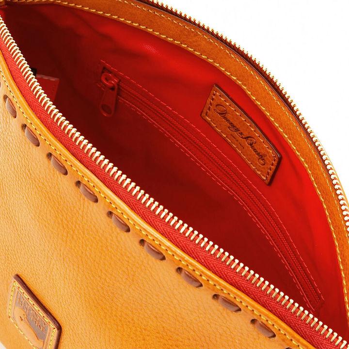 Dooney & Bourke Florentine Domed Zip Top Cosmetic Case