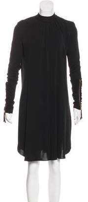 Temperley London Long Sleeve Knee-Length Dress