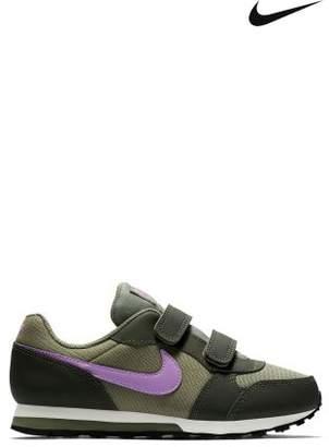 Next Girls Nike MD Runner Velcro