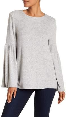 Philosophy Apparel Long Bell Sleeve Sweater