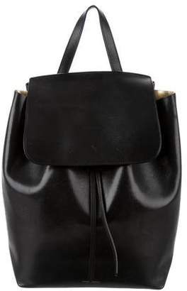 Mansur Gavriel Vegetable Tanned Backpack