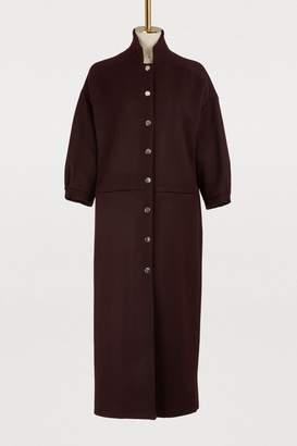 Roseanna Hopper virgin wool coat