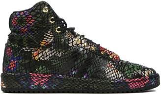 adidas Top Ten Hi Floral Snake