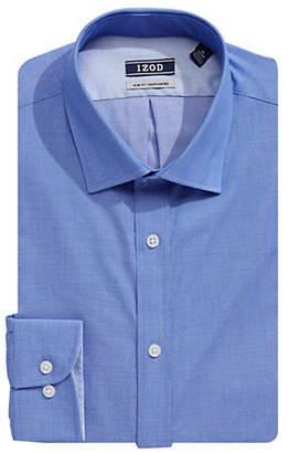 Izod Slim-Fit Dress Shirt