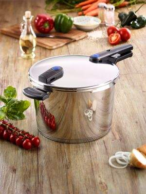 Fissler Vitaquick Stainless Steel Pressure Cooker