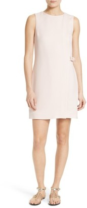 Women's Ted Baker London Auste Belted Wrap Front Dress $279 thestylecure.com