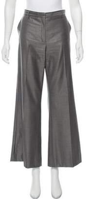 Malo Mid-Rise Wide-Leg Pants