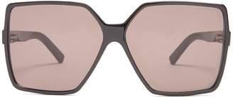 Saint Laurent Betty squared-frame sunglasses