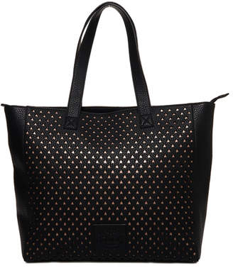 Superdry Elaina Star Perforated Tote Bag
