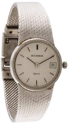 Bucherer Vintage Watch