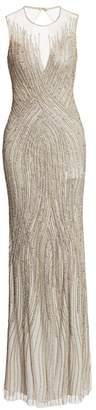 Jenny Packham Irene Beaded Gown