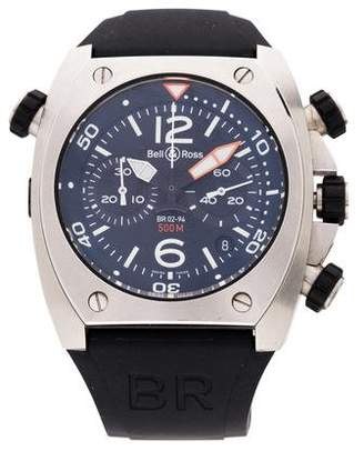 Bell & Ross Marine Watch