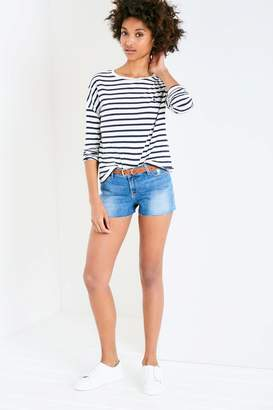 Jack Wills bramdean cropped denim short
