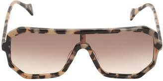 Saturnino Eyewear Miles 2 Havana Acetate Sunglasses