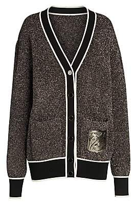 Off-White Women's Lurex Sparkling Cardigan