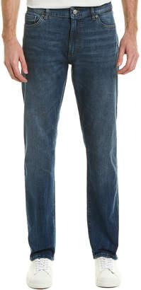 DL1961 Premium Denim Russell Hollow Slim Straight Leg