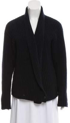 Les Prairies de Paris Wool Knit Cardigan