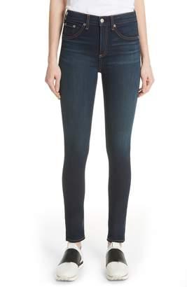 Rag & Bone JEAN DENIM High Waist Skinny Jeans