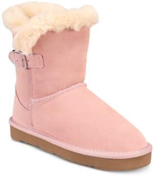Style&Co. Style & Co Tiny 2 Winter Booties, Created for Macy's Women's Shoes