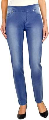 Haggar Dream Pull-On Jeans