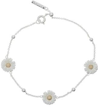 Olivia Burton 3D Daisy Ball Chain Bracelet