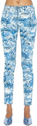 Off-White Off White tapestry Jeans
