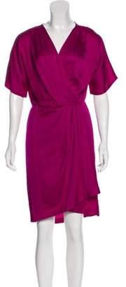 Diane von Furstenberg Genevieve Knee-Length Dress Genevieve Knee-Length Dress