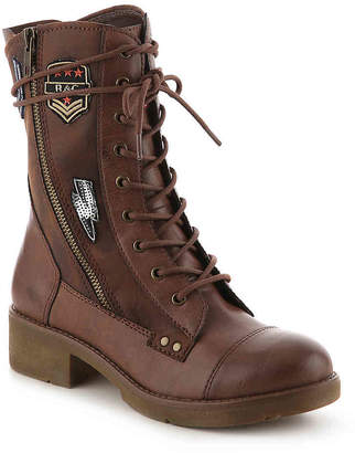 Rock & Candy Hettie Combat Boot - Women's