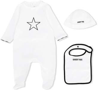 Givenchy Kids logo pajama set