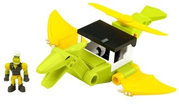 Dino Construction Company(TM) Rescue Crew Cyclone The Pteranodon Helicopter
