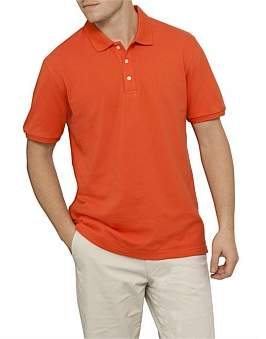 David Jones Pique Polo