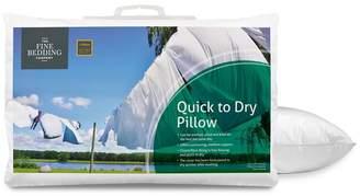 Fine Bedding Company 'Quick To Dry' Microfibre Pillow
