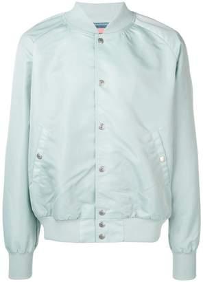 Acne Studios print bomber jacket